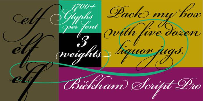 Bickham-Script