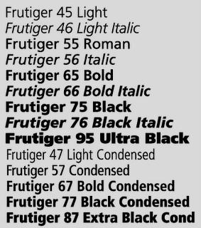 variantes-frutinger