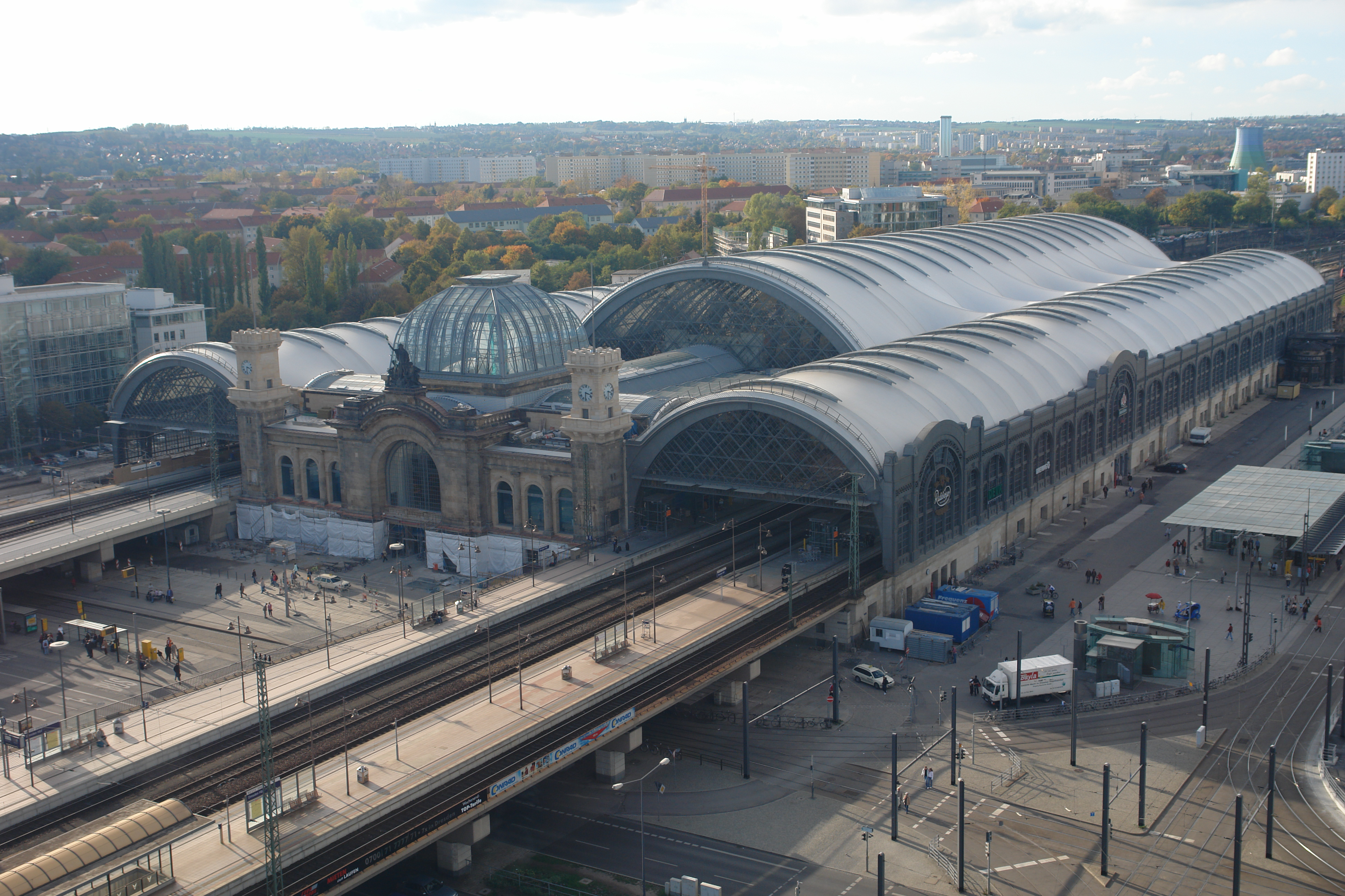 Dresden-Germany-Main_station