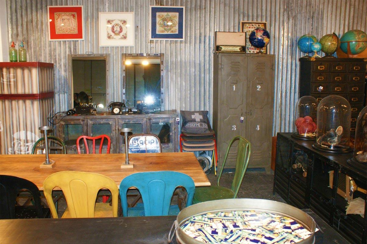 Decoraci N Vintage Entre El Pasado Y El Presente Gas Tv # Muebles Equilibrio