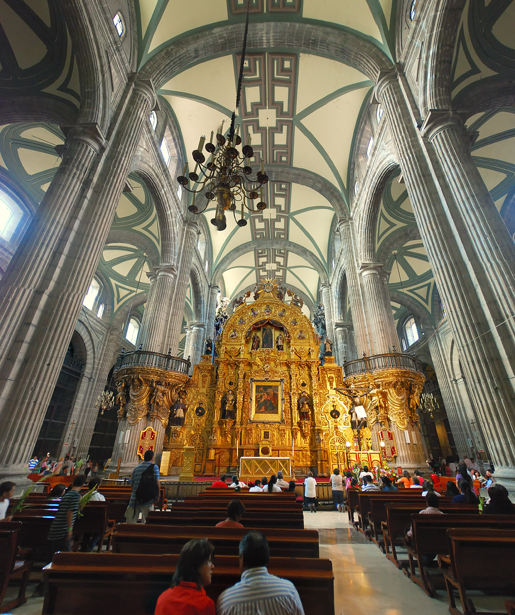 catedral nave