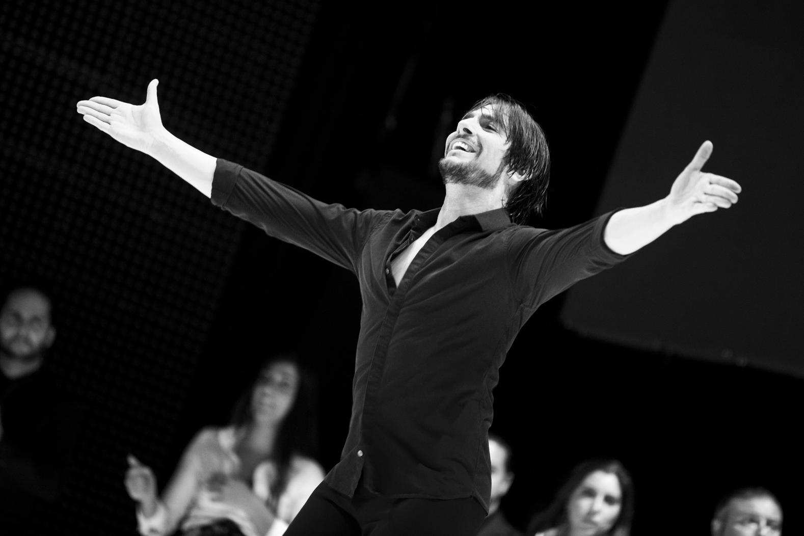 Top 6 los galanes de la danza gas tv