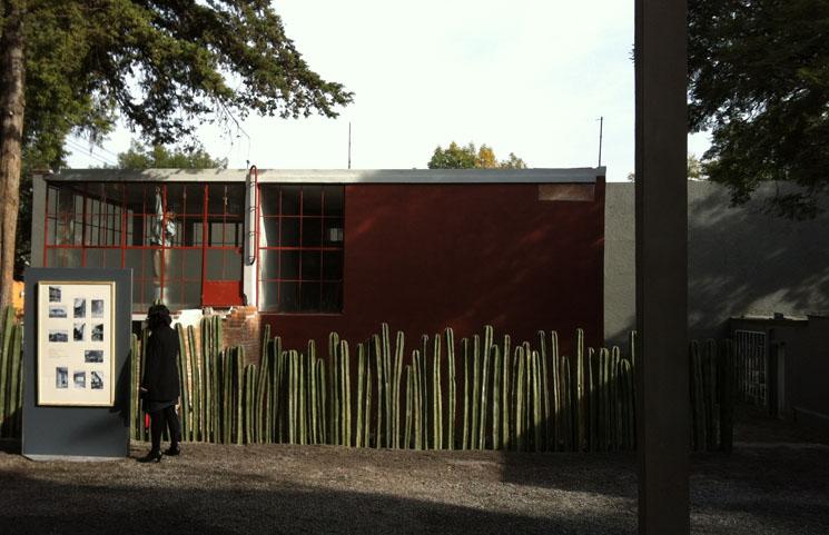Casa Juan O'Gorman en San Ángel Inn, México D.F.