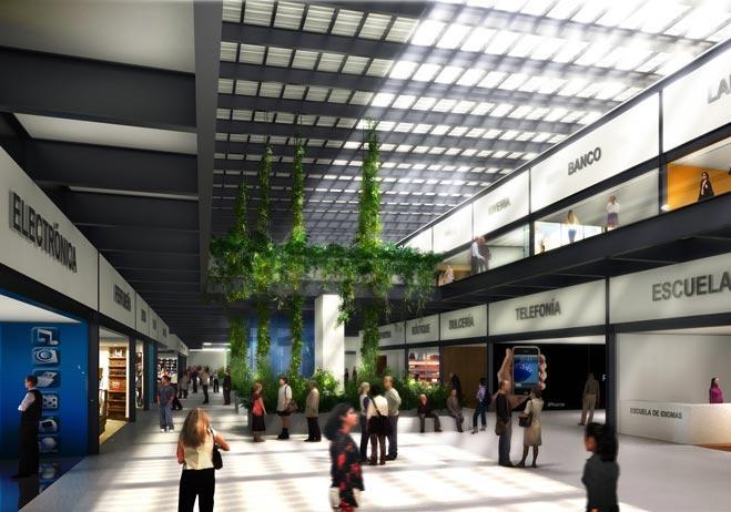 Terminal Multimodal el Rosario