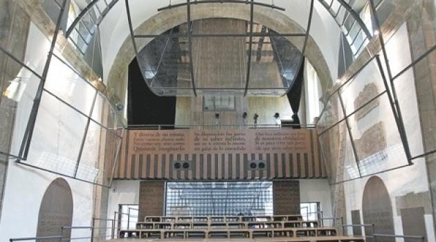 Auditorio Divino Narciso de la Universidad del Claustro de Sor Juana