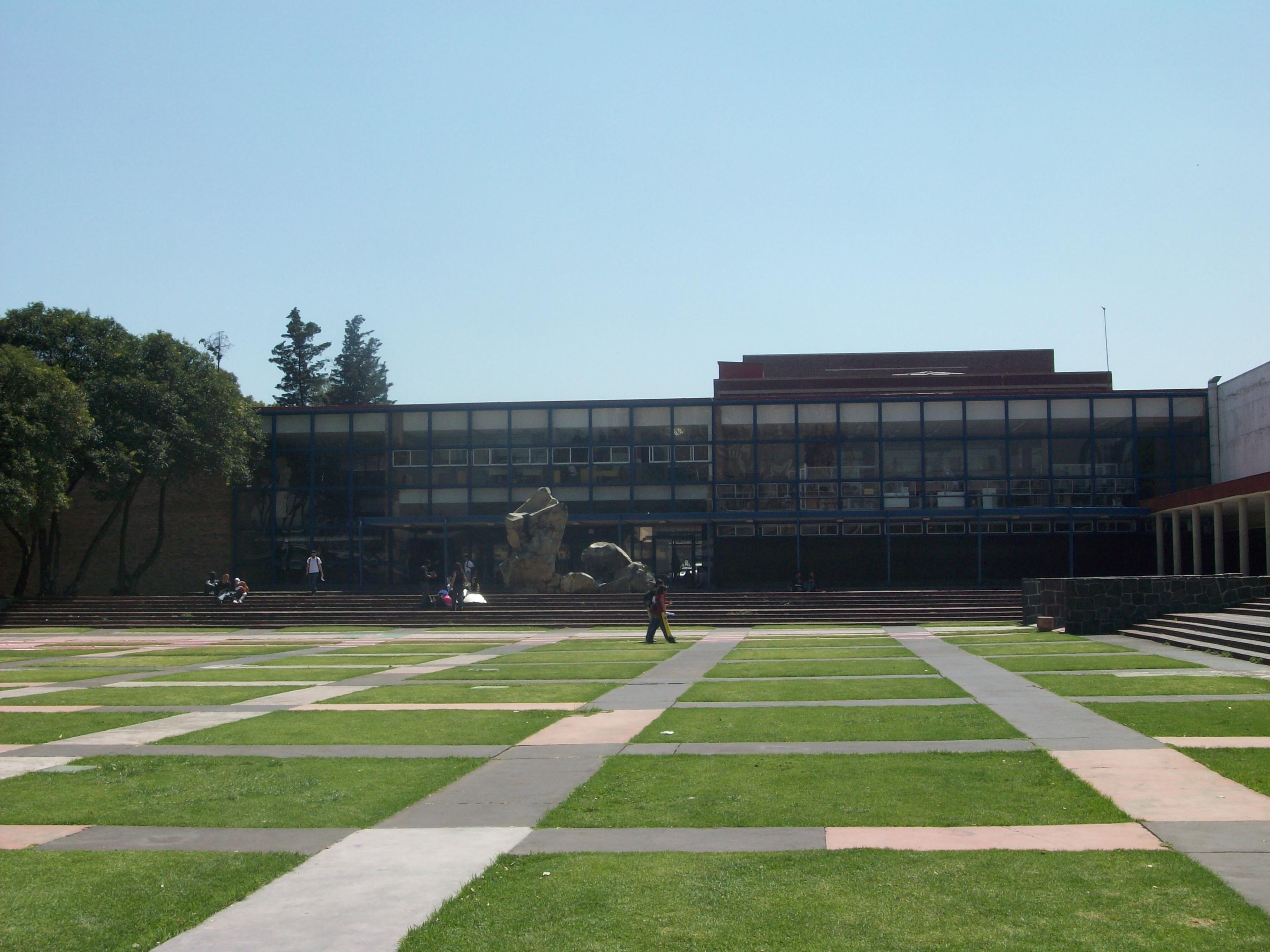 la facultad de arquitectura de la unam