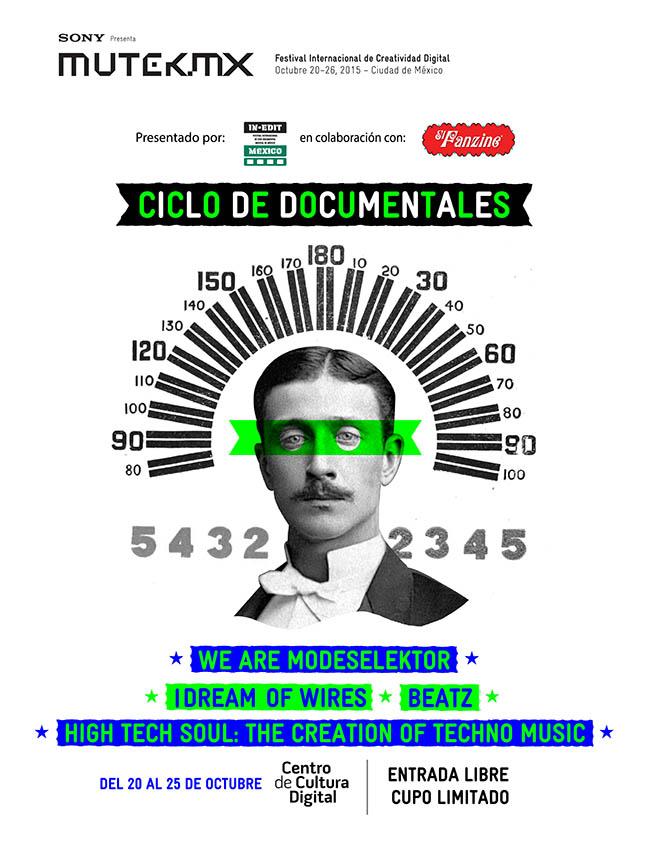 Ciclo de documentales | MUTEK MX