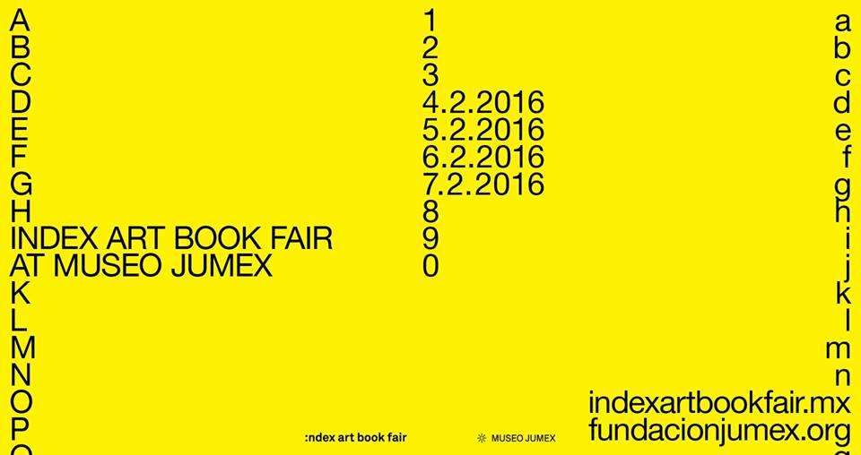 Index Art Book Fair 2016