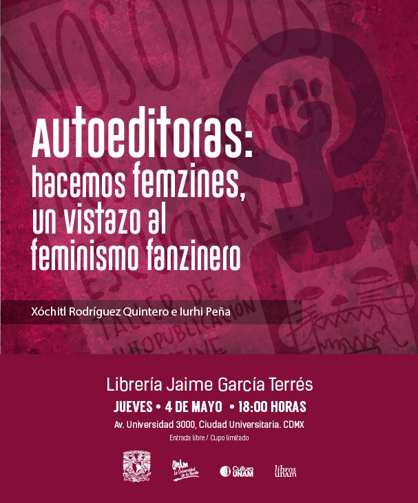 Autoeditoras: un vistazo al feminismo fanzinero