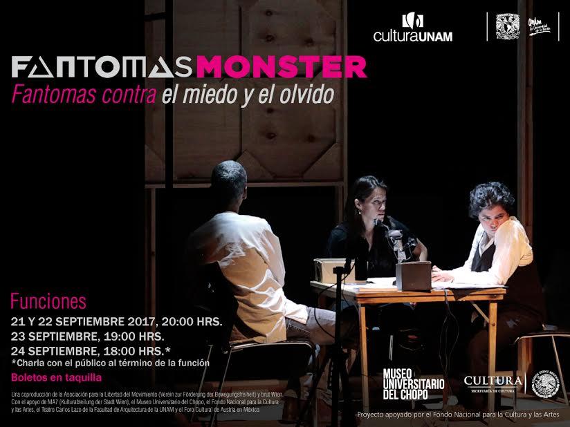 Fantomas Monster, Fantomas contra el miedo y el olvido