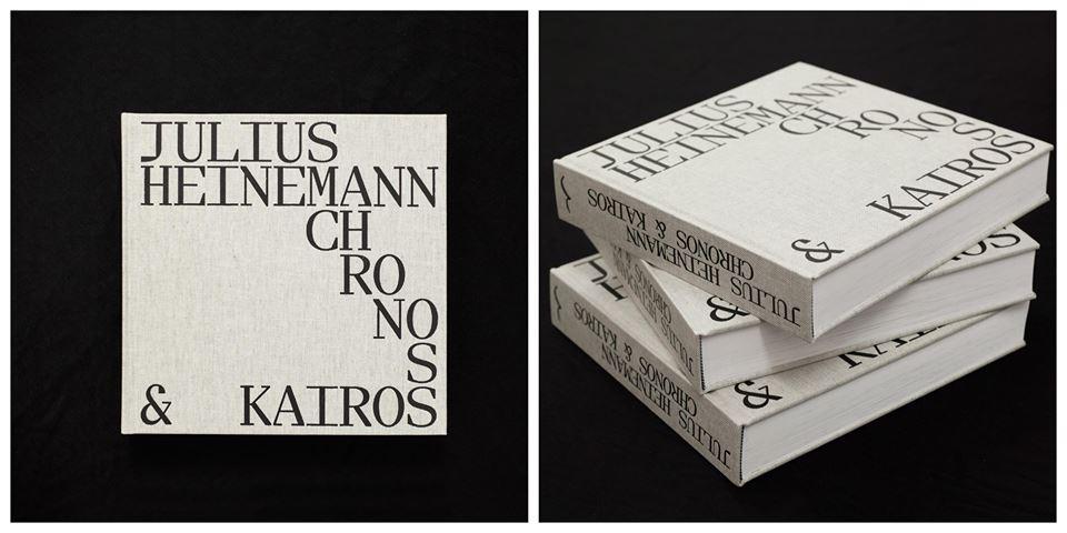 Presentación: Chronos & Kairos, de Julius Heinemann